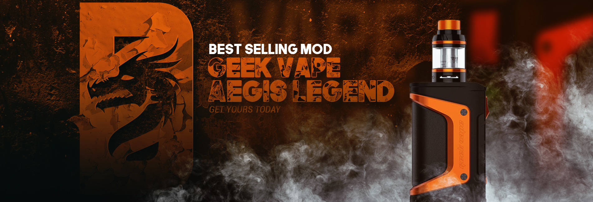 Aegis Legend Geek Vape Vape Dragons